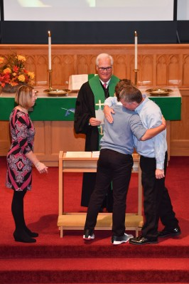20171029 055 - Confirmation Sunday at First United Methodist Church - Fort Atkinson, WI - 10/29/17