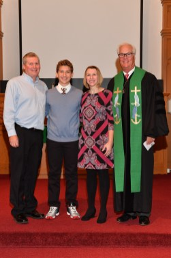 20171029 090 - Confirmation Sunday at First United Methodist Church - Fort Atkinson, WI - 10/29/17