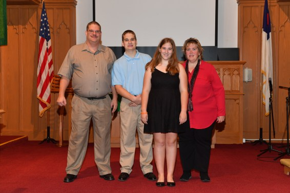 20171029 095 - Confirmation Sunday at First United Methodist Church - Fort Atkinson, WI - 10/29/17