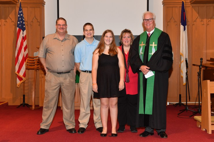 20171029 096 - Confirmation Sunday at First United Methodist Church - Fort Atkinson, WI - 10/29/17