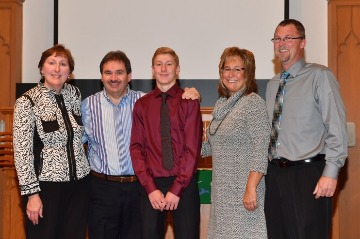 20171029 101 - Confirmation Sunday at First United Methodist Church - Fort Atkinson, WI - 10/29/17