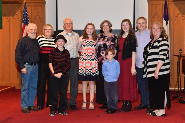 20171029 180 - Confirmation Sunday at First United Methodist Church - Fort Atkinson, WI - 10/29/17