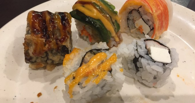 Kids night out: Jasmine Buffet