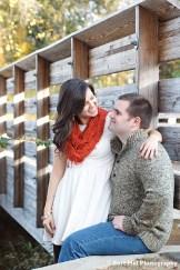 Fall Engagement at Riverwalk