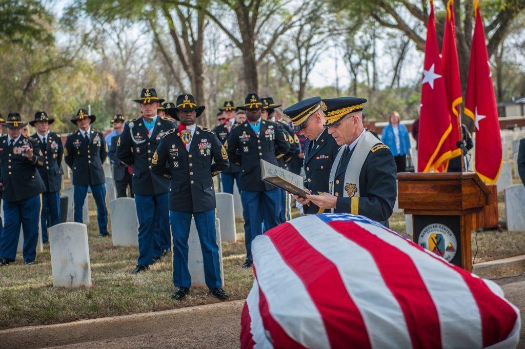 Renaming Fort Benning to Fort Moore is appropriate - Hal and Julie are buried there