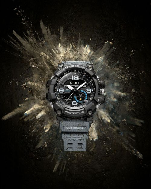 small resolution of the g shock mudmaster gg1000 rugged reliable