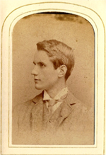 W. Alison Phillips as a student at Oxford