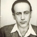 Paul Celan. A passport photo from 1938. Image: Wiki