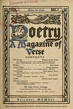 Potery, December 1912.