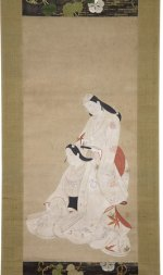 Hishikawa_Morofusa_Two_Actors_Combing_Hair_c1700