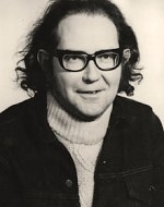 Harry Guest, 1973.