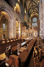 St Magnus - choir.