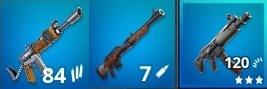 レアの武器
