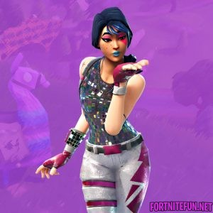 Cute Pinkish Wallpapers Sparkle Specialist Outfit Fortnite Battle Royale