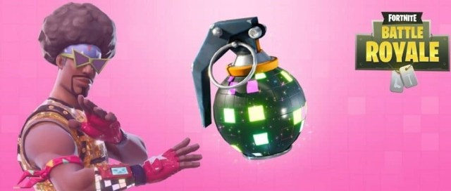 Fortnite Battle Royale Boogie Bomb