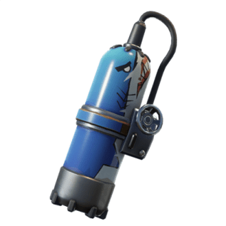 Diving Tank Fortnite Skin