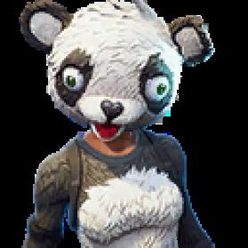 Panda Team Leader ha trapelato la pelle di Fortnite