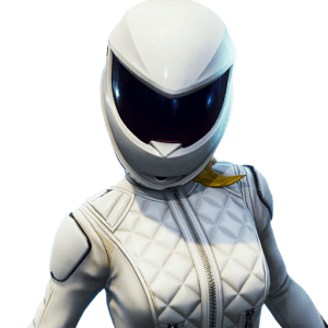La pelle di Fortnite trapelata Whiteout