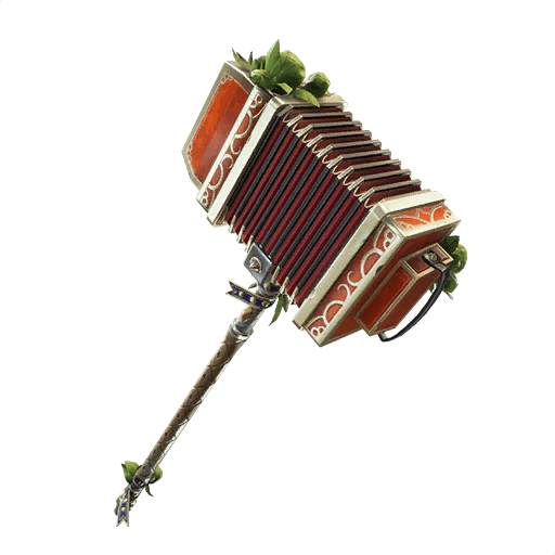 Axcordion pickaxe (Uncommon)