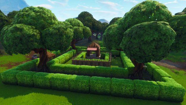 Wailing Woods Maze