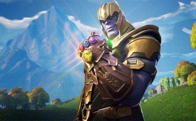 Leaks Suggest Thanos Could Be Returning To Fortnite