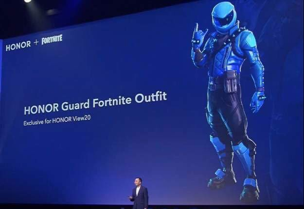 New Fortnite X Honor Exclusive Wonder Skin/Outfit Announced