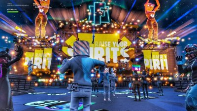 Full Video of Marshmello's Concert Event in Fortnite's ...
