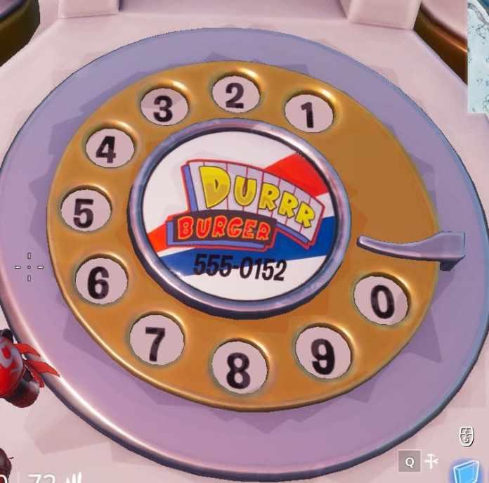 Durrr Burger Number