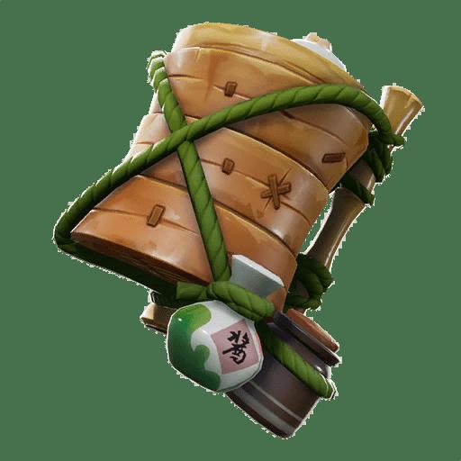 Fortnite v9.10 Leaked Back Bling - Bao Basket