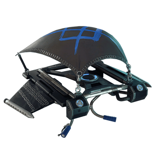 Fortnite v9.40 Leaked Glider - Chaos