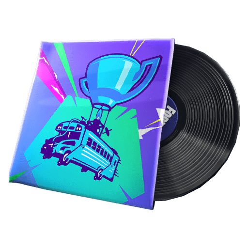 Fortnite v9.40 Leaked Music Pack - Winner's Circle