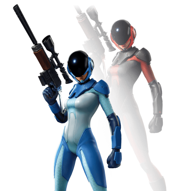 Fortnite v9.40 Leaked Skin - Astro Assassin