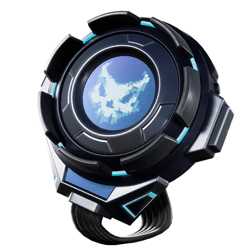 Signal Jammer Back Bling