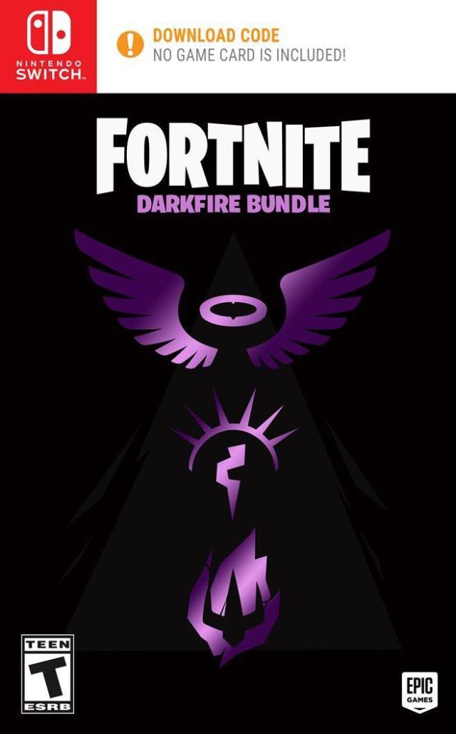Fortnite Dark Fire Bundle