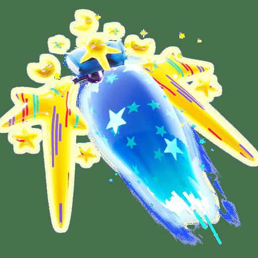 Fortnite v10.30 Leaked Glider - Night Flight