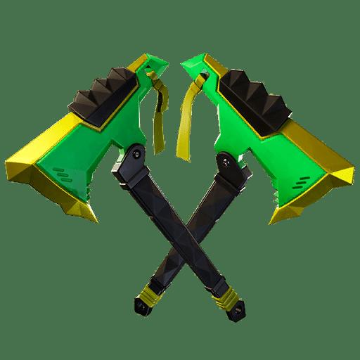 Fortnite v10.30 Leaked Pickaxe - Sour Strikers