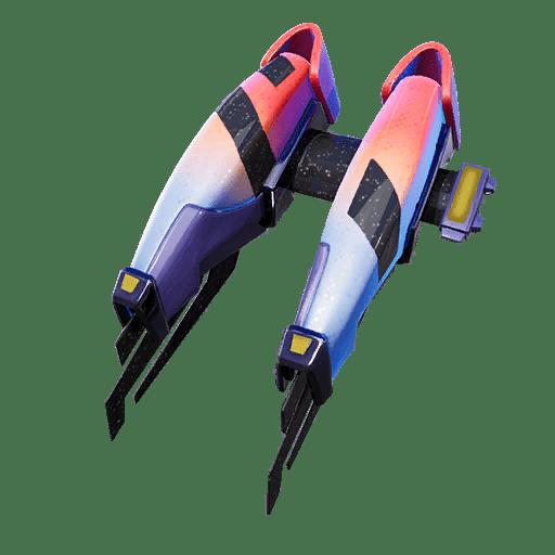 Fortnite v10.40 Leaked Back Bling - Starcrest Flux