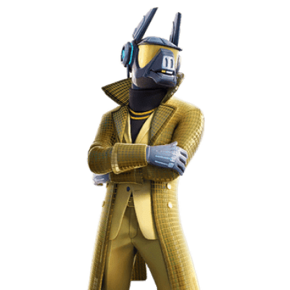 """Fortnite Yond3r Skin Style Overtime """"Out of Time"""" Challenge Reward"""