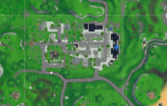 Fortnite How And Where To Collect The Visitor Tape