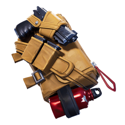 Fortnite v11.00 Leaked Back Bling - Saddle Bag
