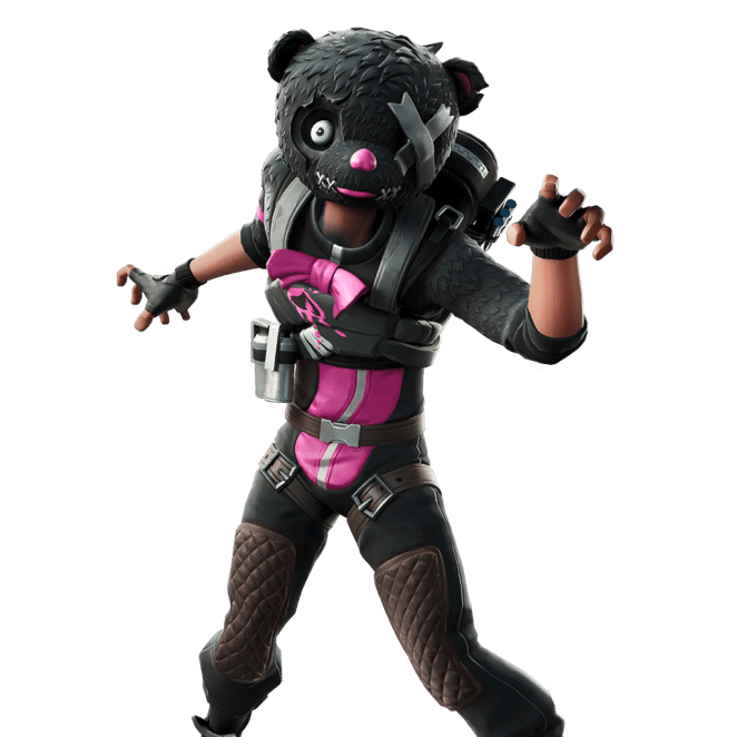 Fortnite v11.00 Leaked Skin - Snuggs