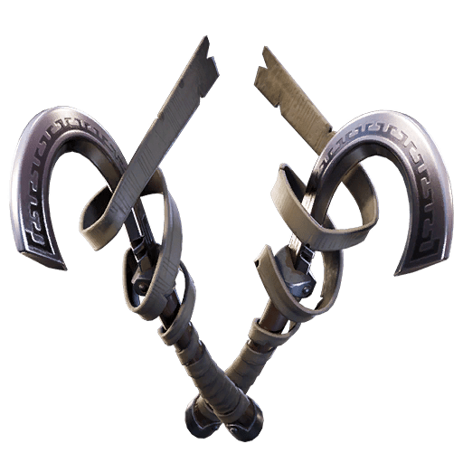 Fortnite v11.01 Leaked Pickaxe - Cursed Claw