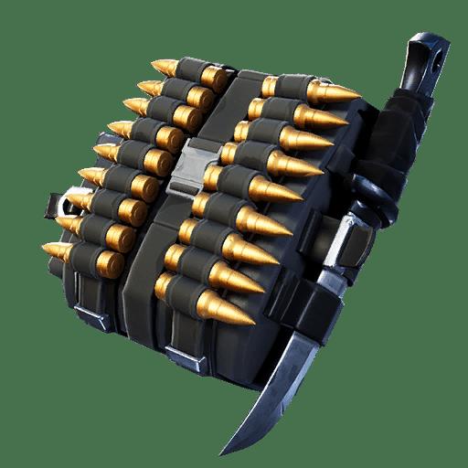 Fortnite v11.10 Leaked Back Bling - Armory Bag