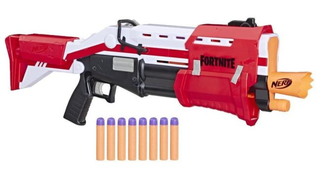 Fortnite Nerf Tac Shotgun