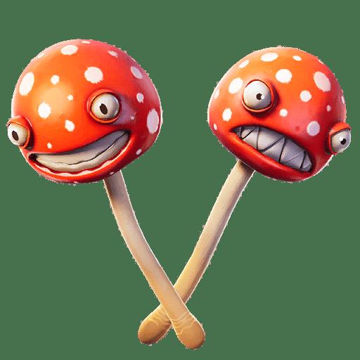 Fortnite v11.20 Leaked Pickaxe - Smashrooms