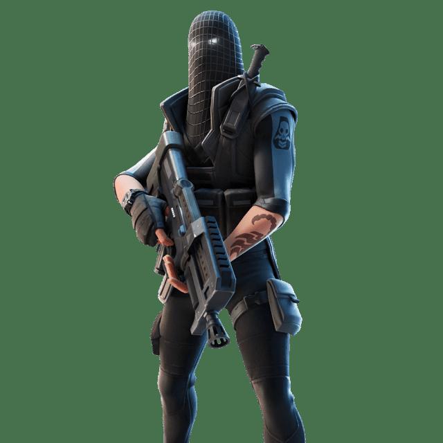 Fortnite v11.20 Leaked Skin - Stingray