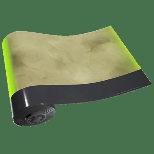 Fortnite v11.20 Leaked Wrap - Neon Venom