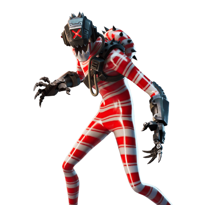 Fortnite v11.30 Leaked Skin - Kane