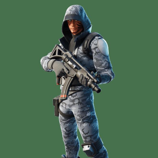 Fortnite v11.40 Leaked Skin - Chillout
