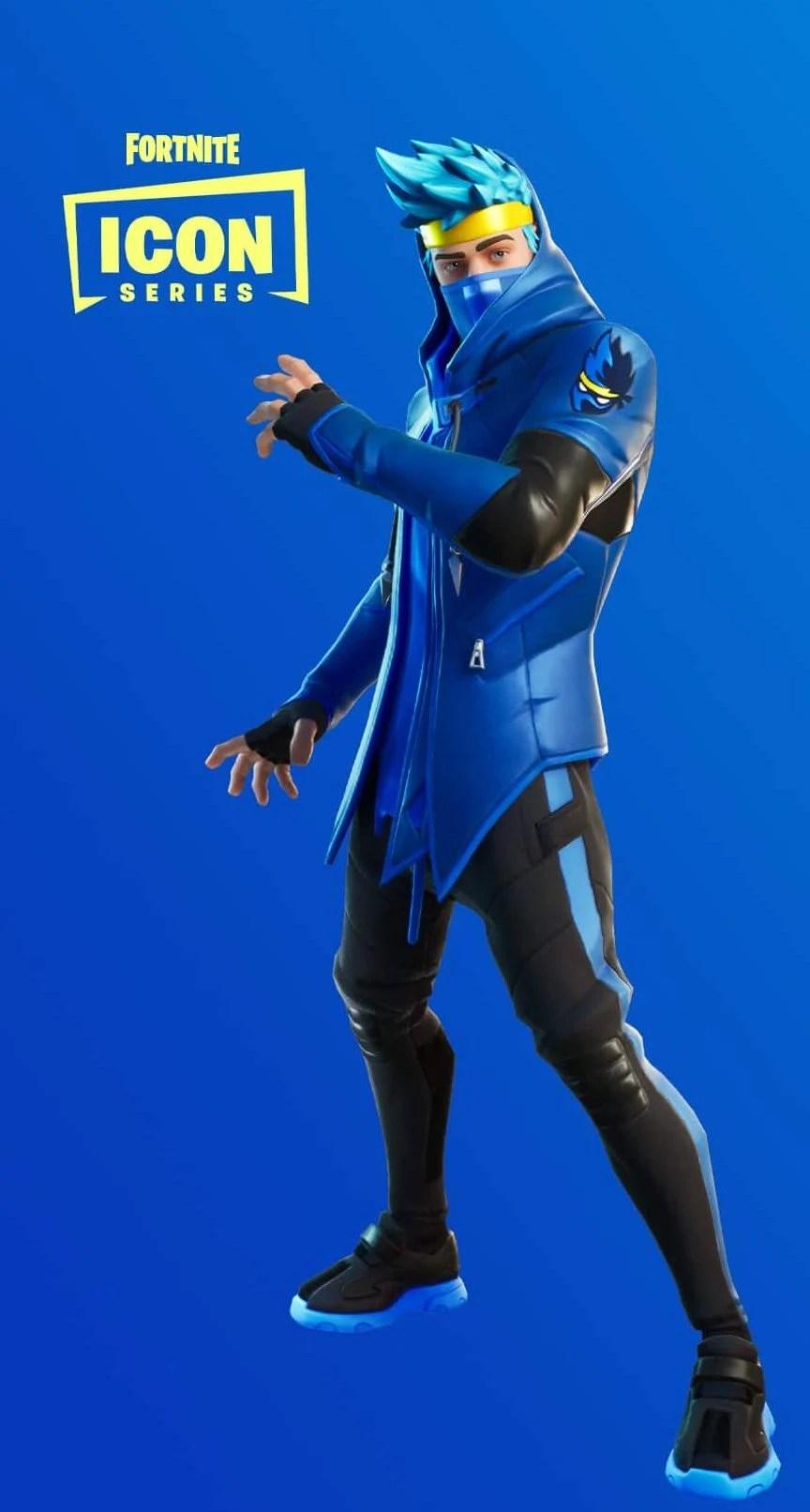 Full Ninja Skin Fortnite